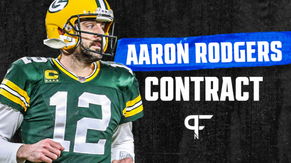 Aaron Rodgers' contract details, salary cap impact, and bonuses