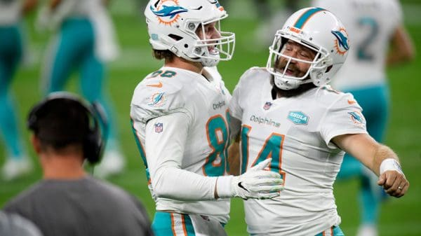 Top Miami Dolphins pending free agents in 2021