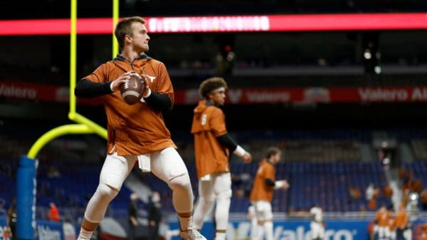Top quarterbacks at the 2021 Reese's Senior Bowl