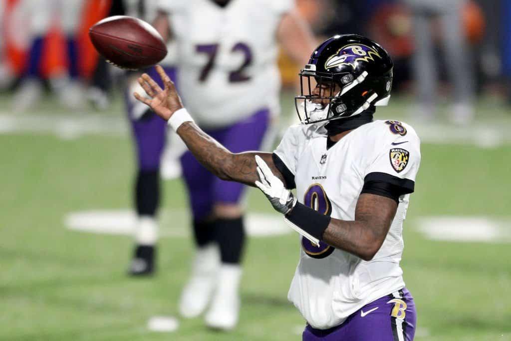 Baltimore Ravens 7 round 2021 NFL mock draft