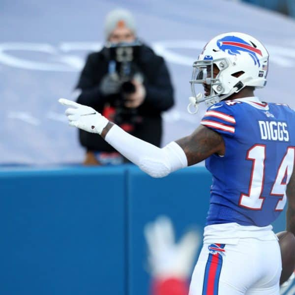 NFL Player Props Divisional Round Weekend Monkey Knife Fight Props this week