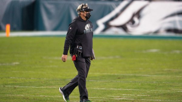 After firing head coach Doug Pederson, what's next for the Eagles?