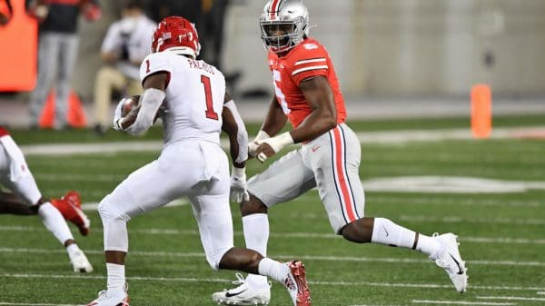 Baron Browning, LB, Ohio State - NFL Draft Player Profile