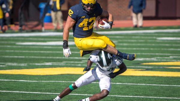Ben Mason, RB, Michigan - NFL Draft Player Profile