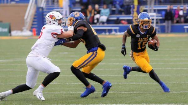 Cade Johnson, WR, South Dakota State - NFL Draft Player Profile