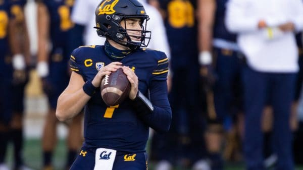 Cal QB Chase Garbers discusses decision to stay with Golden Bears, 2021 season
