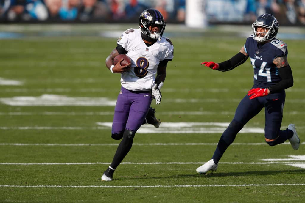 Calculating Lamar Jackson's next contract with the Baltimore Ravens