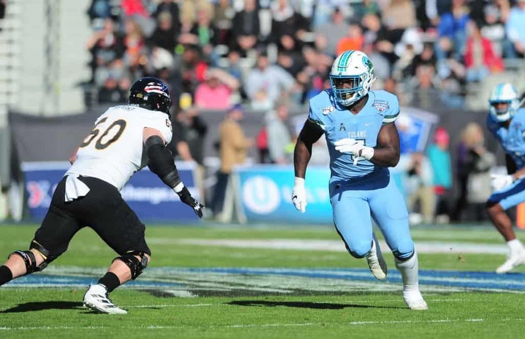 Cameron Sample, Defensive Tackle, Tulane - NFL Draft Player Profile