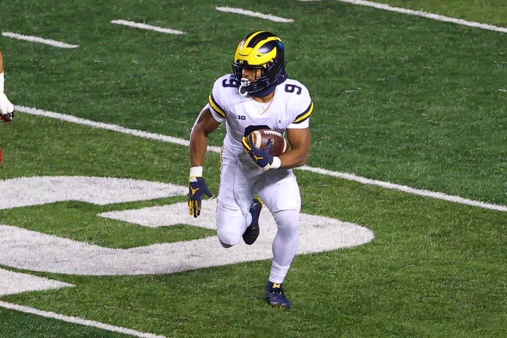 Chris Evans, RB, Michigan - NFL Draft Player Profile