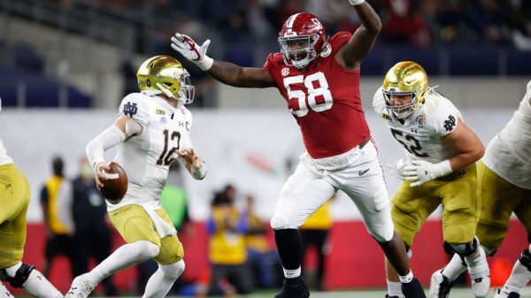 Christian Barmore, Defensive Tackle, Alabama - NFL Draft Player Profile