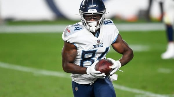 Corey Davis Free Agency Outlook 2021: Where will he play in 2021?