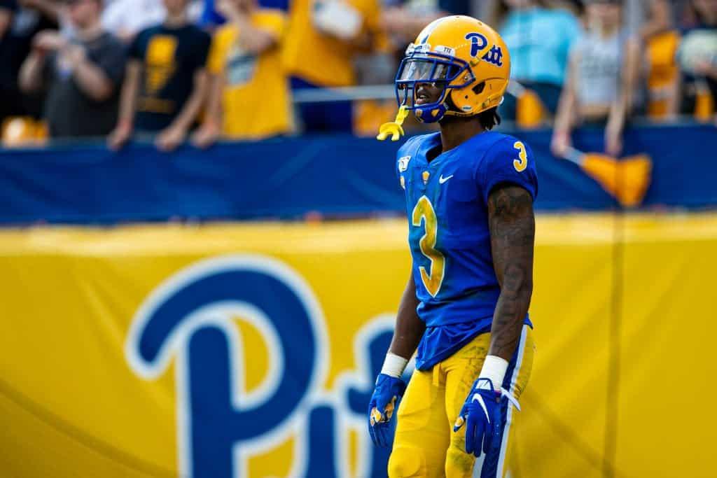 Damar Hamlin, S, Pittsburgh - NFL Draft Player Profile