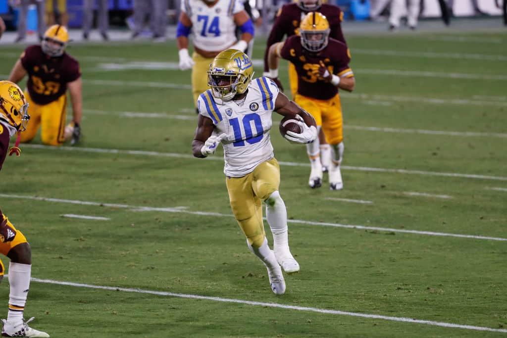 Demetric Felton, RB, UCLA - NFL Draft Player Profile
