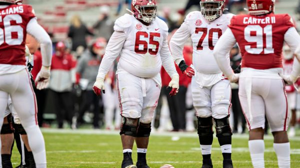 Deonte Brown, OG, Alabama - NFL Draft Player Profile
