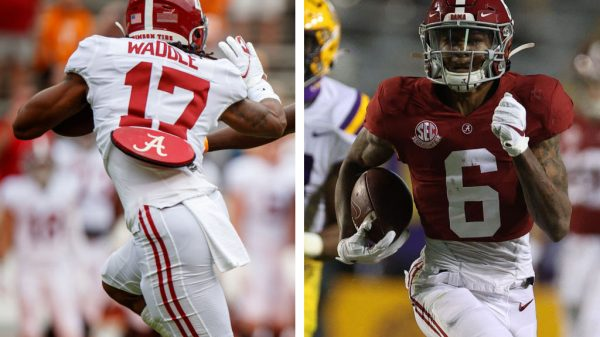 DeVonta Smith or Jaylen Waddle: Which Alabama receiver goes first in 2021 NFL Draft?