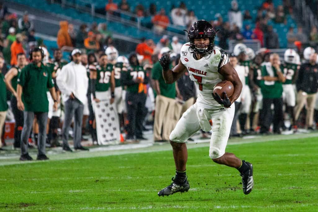 Dez Fitzpatrick, WR, Louisville - NFL Draft Player Profile