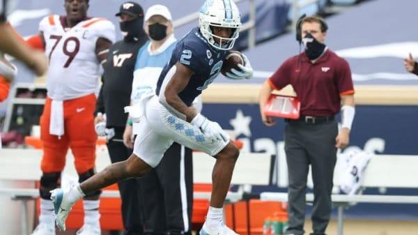 Dyami Brown, WR, North Carolina - NFL Draft Player Profile
