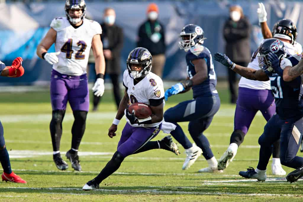Fantasy playoff rankings for the NFL Divisional Round