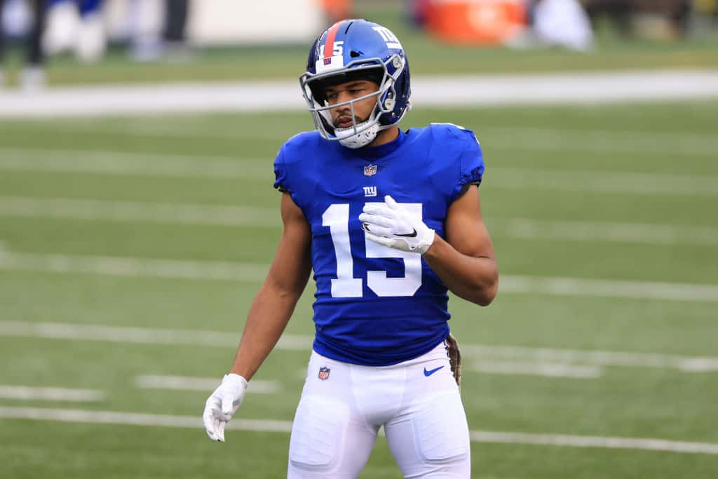 Fantasy WR Injury Update Week 17: Golden Tate, Jakeem Grant, and others injured in season finale
