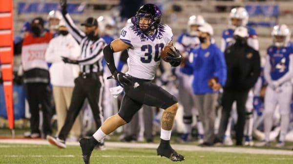 Garret Wallow, LB, TCU - NFL Draft Player Profile