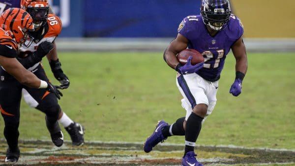 Baltimore Ravens cut RB Mark Ingram