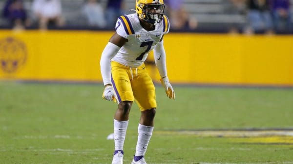 JaCoby Stevens, S, LSU - NFL Draft Player Profile