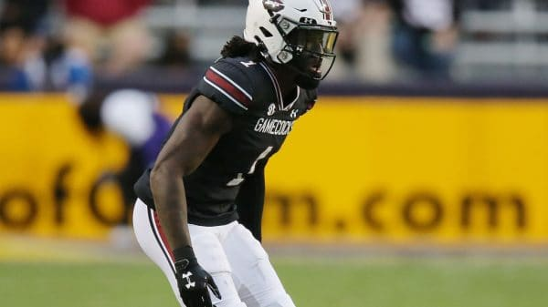 Jaycee Horn, CB, South Carolina - NFL Draft Player Profile