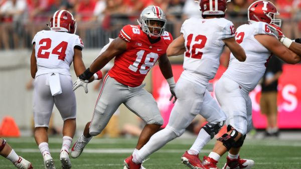 Jonathon Cooper, EDGE, Ohio State - NFL Draft Player Profile