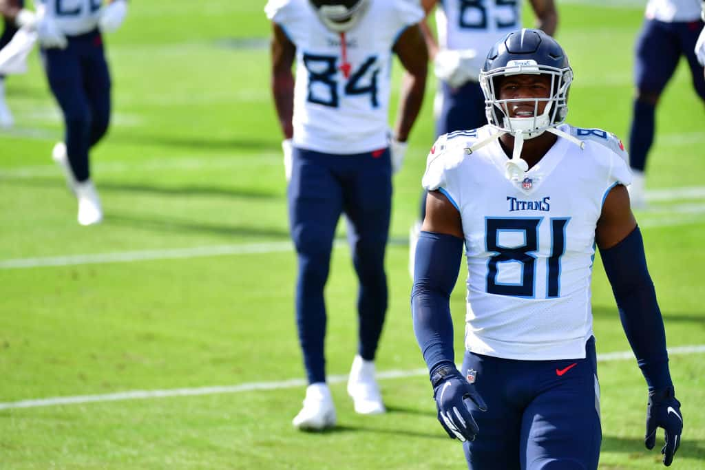Jonnu Smith Free Agency Outlook 2021: Where will he play in 2021?
