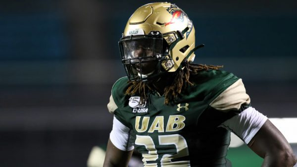Jordan Smith, LB, UAB - NFL Draft Player Profile