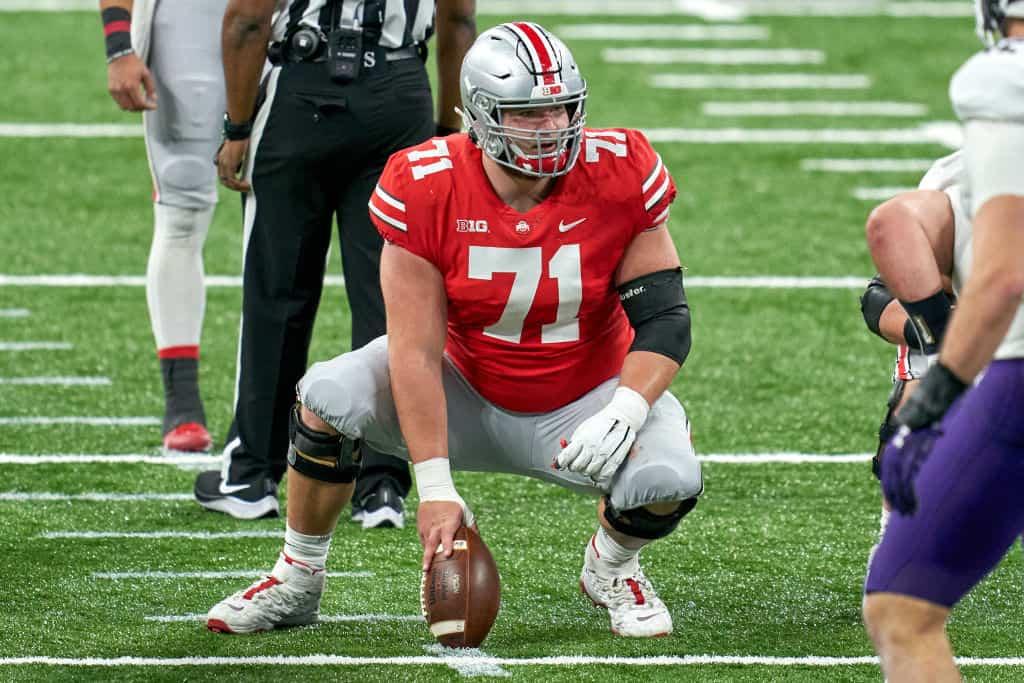 Josh Myers, OC, Ohio State - NFL Draft Player Profile