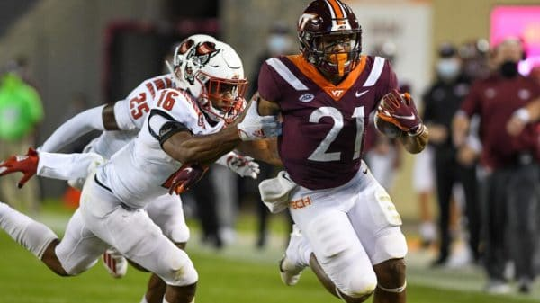 Khalil Herbert, RB, Virginia Tech - NFL Draft Player Profile