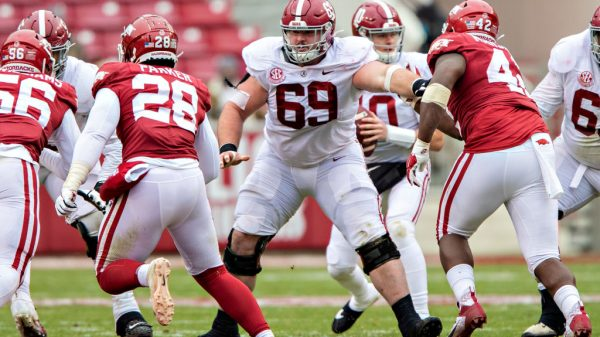 Landon Dickerson, OC, Alabama - NFL Draft Player Profile