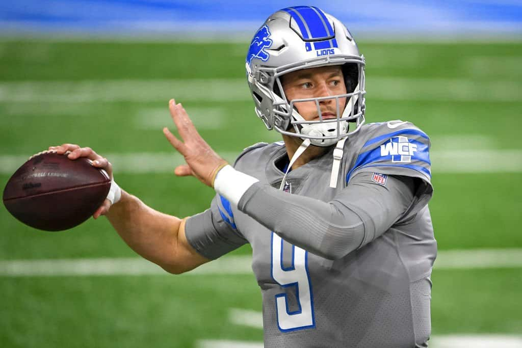 Matthew Stafford S Contract Details Salary Cap Impact And Bonuses