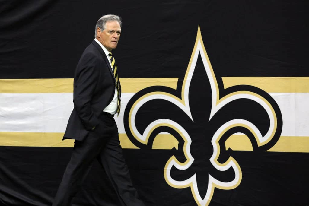 New Orleans Saints salary cap situation heading into 2021
