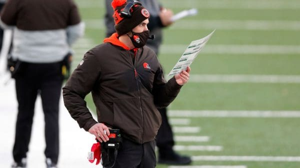 NFL Coach of the Year: Kevin Stefanski, Cleveland Browns