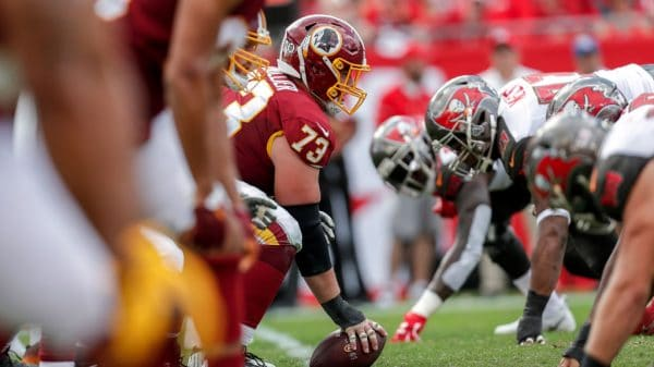 NFL Playoff Preview: Tampa Bay Buccaneers at Washington Football Team