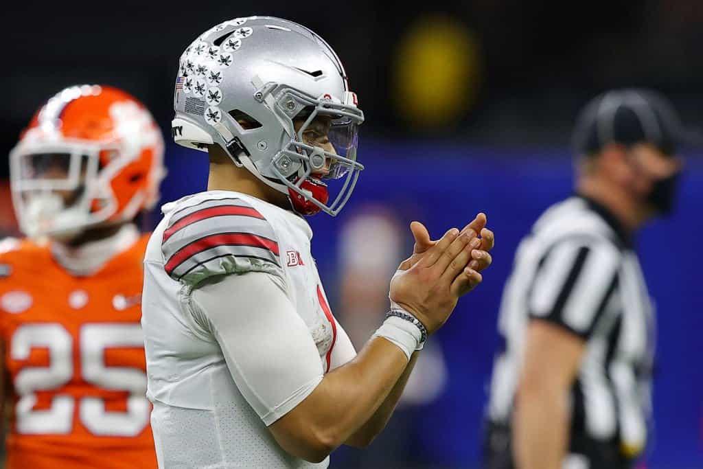 NFL Rumors & Draft News: Who is QB2, Fields or Wilson?