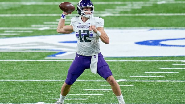 Northwestern QB Peyton Ramsey looking forward to NFL after standout season