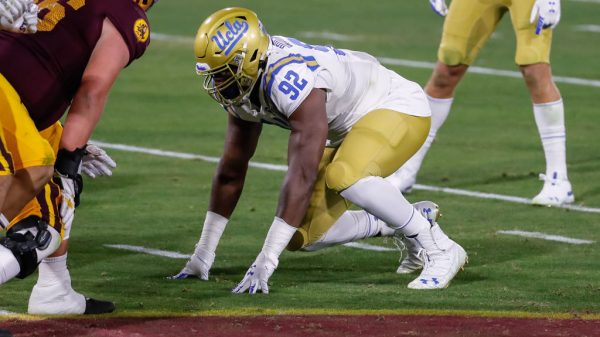 Osa Odighizuwa, Defensive Tackle, UCLA - NFL Draft Player Profile