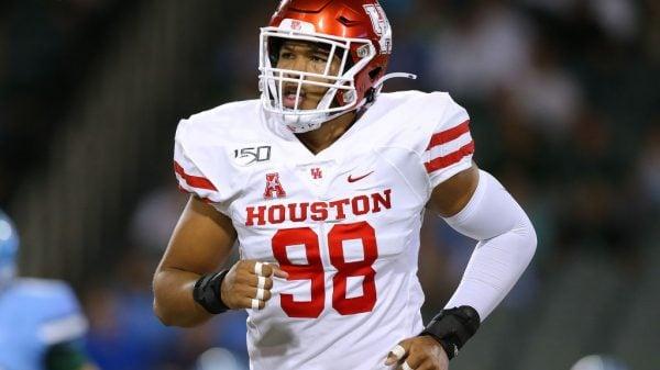 Payton Turner, EDGE, Houston - NFL Draft Player Profile