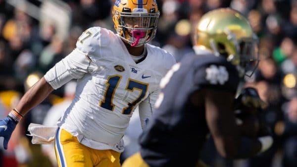 Rashad Weaver, EDGE, Pittsburgh - NFL Draft Player Profile