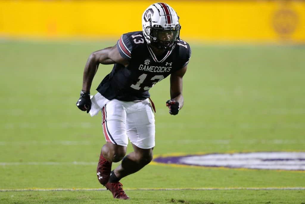 Shi Smith, WR, South Carolina - NFL Draft Player Profile