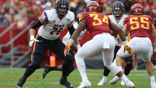 Spencer Brown, OT, UNI - NFL Draft Player Profile