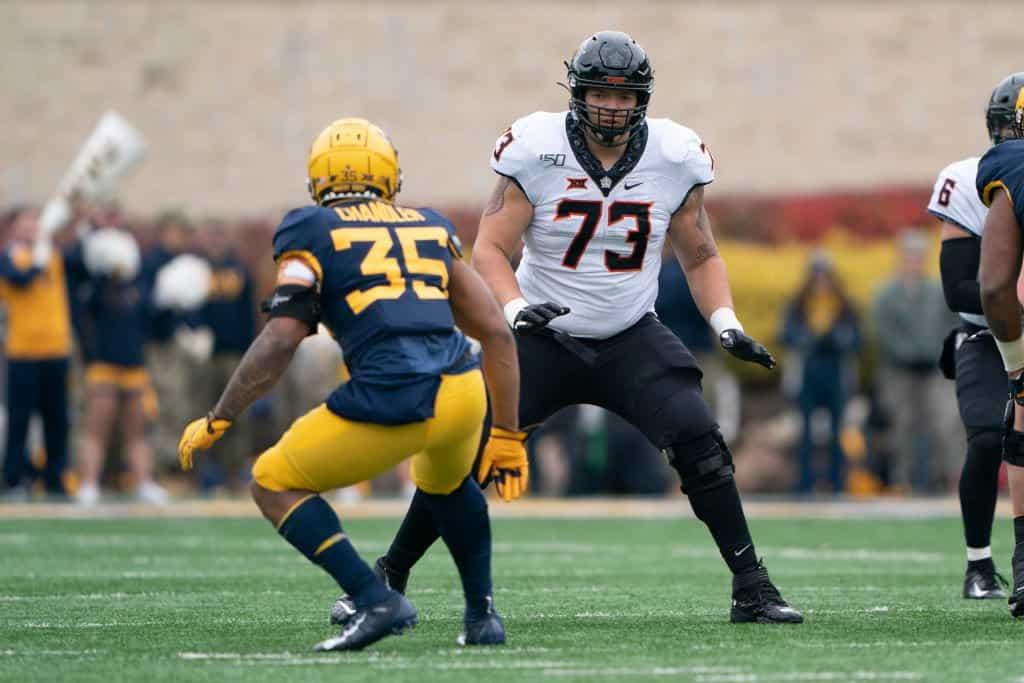 Teven Jenkins, OT, Oklahoma State - NFL Draft Player Profile