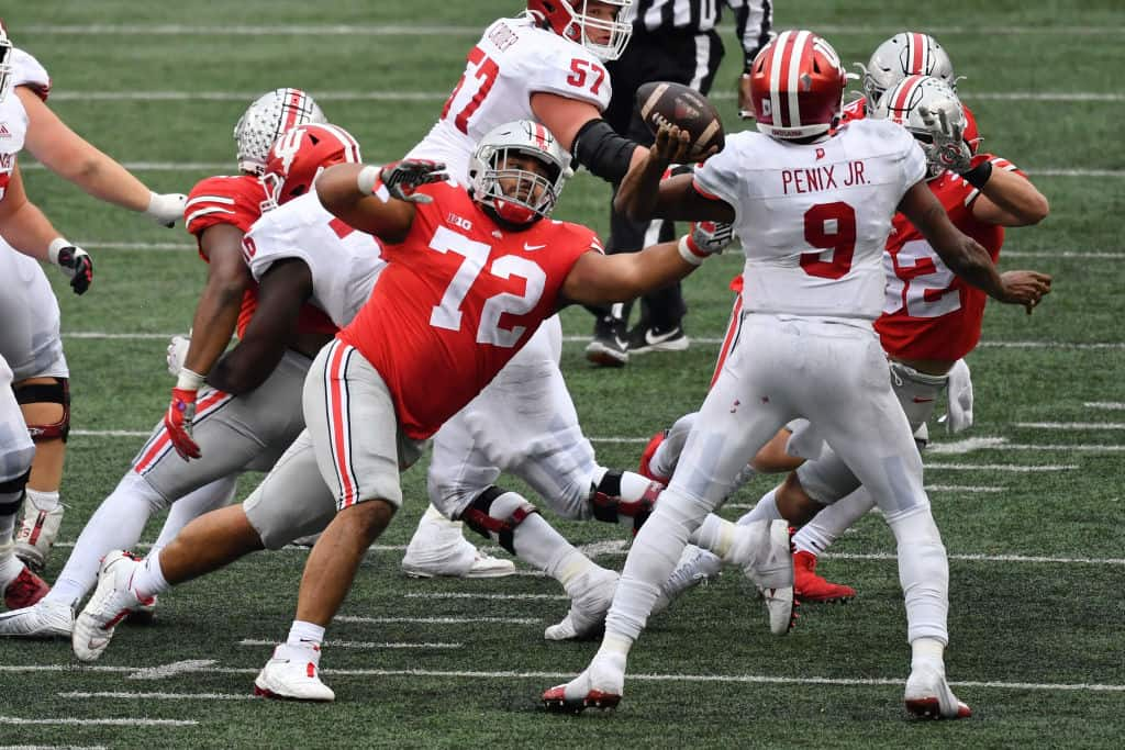 Tommy Togiai, DT, Ohio State - NFL Draft Player Profile