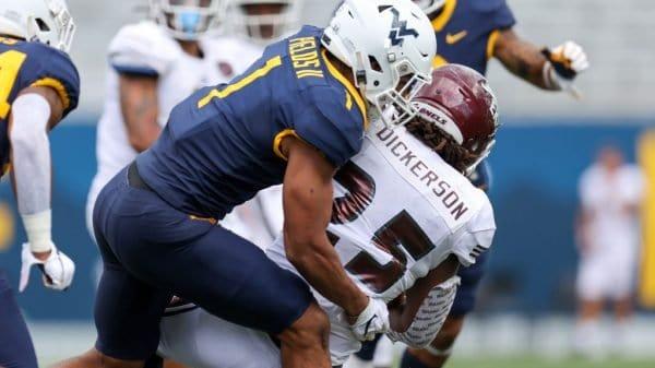Tony Fields II, LB, West Virginia - NFL Draft Player Profile