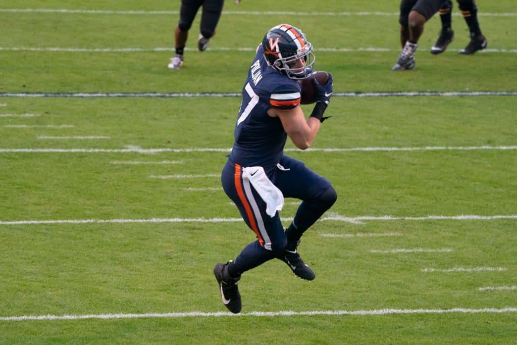 Tony Poljan, Tight End, Virginia - NFL Draft Player Profile