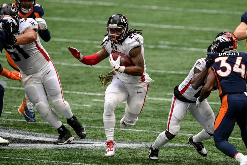 Top Atlanta Falcons pending free agents in 2021