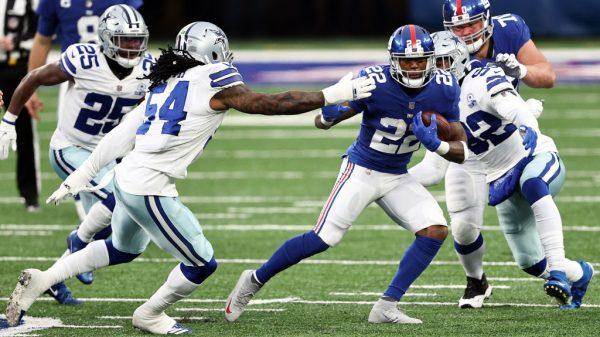 Top Running Backs Week 17: Wayne Gallman top running back in NFL season finale